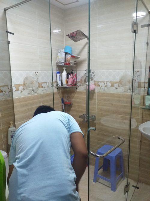 Cabin phòng tắm kính cường lực giá rẻ