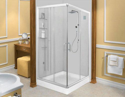 Cabin phòng tắm kính cường lực