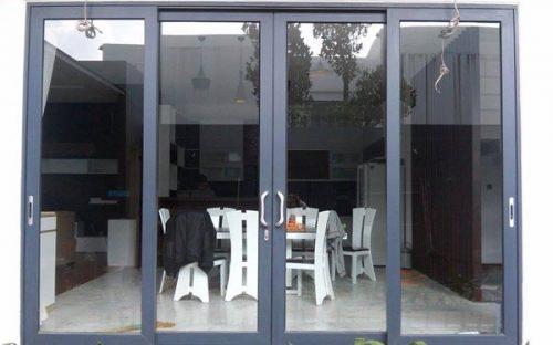 cửa nhôm kính Xingfa giá rẻ