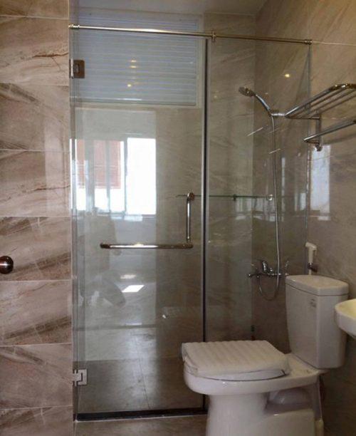 vách kính phòng tắm đẹp