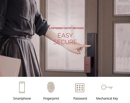 Samsung Smart Doorloc